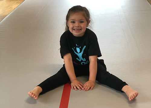 child acro mat