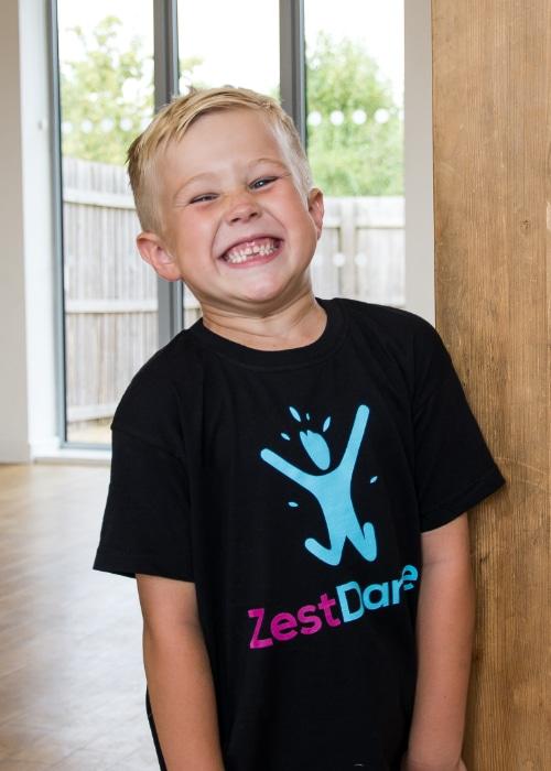 Zest Dance Happy Boy