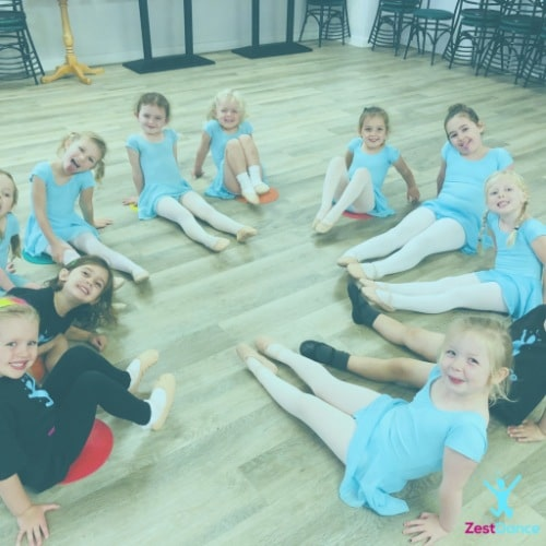 zest dance children