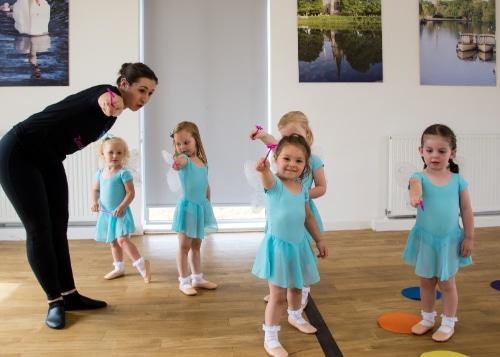 zest dance pre school