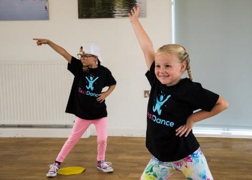 zest dance childrens class