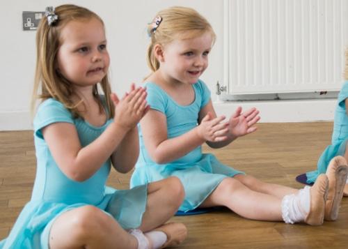 zest dance pre school class
