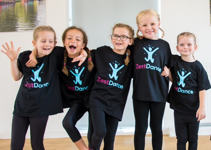 Zest Dance Children