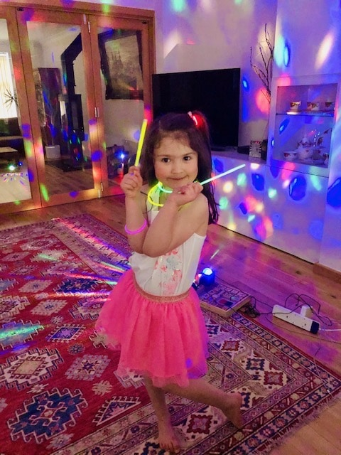 disco dance party for kids