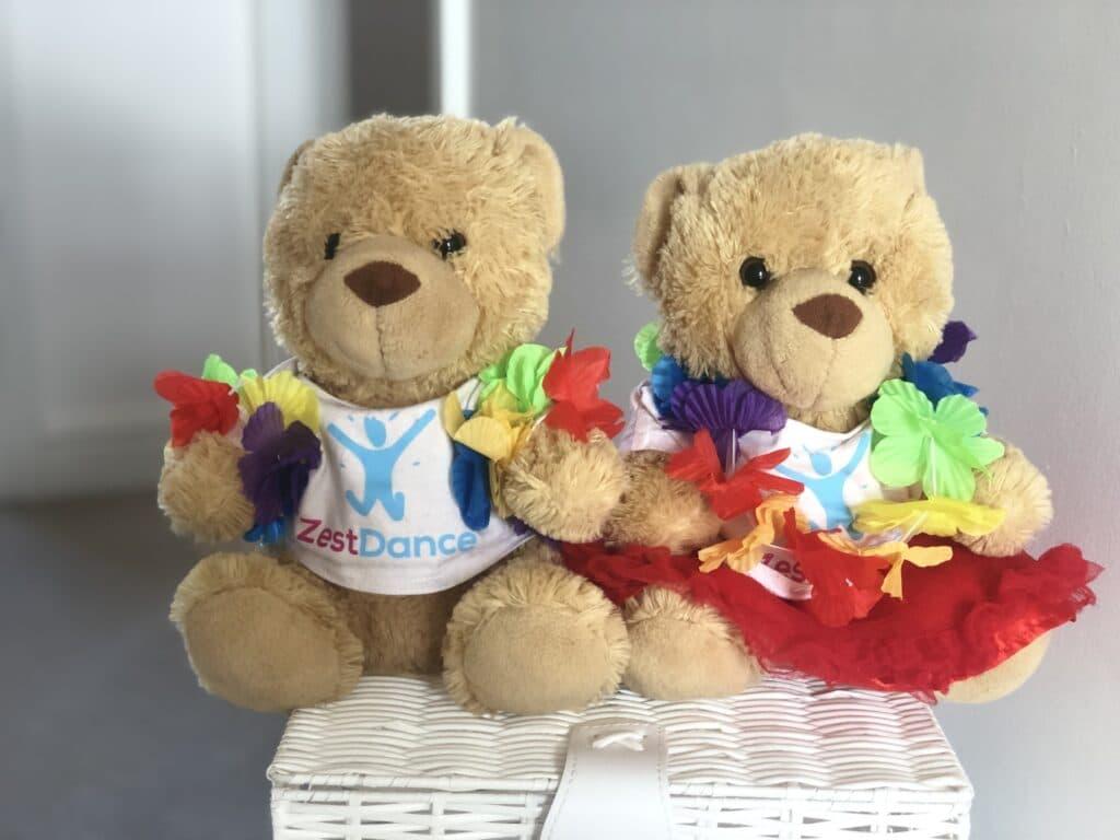 zest dance teddy bears